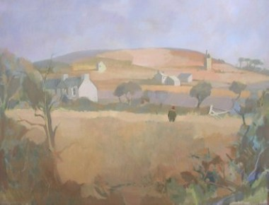 Ken Symonds- Between Penzance and St Ives
